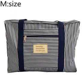 Blue stripe M